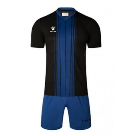 Комплект футбольньої форми  чорно-т.синій к/р 3991536.9002 Kelme