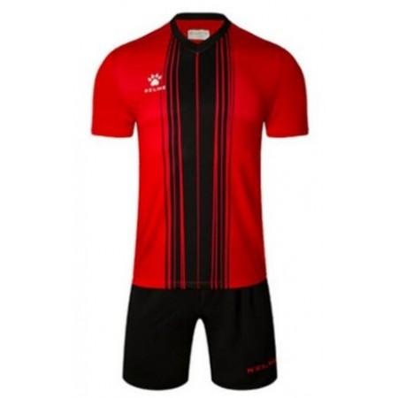 Комплект футбольньої форми  червоно-чорний к/р 3991536.9611 Kelme