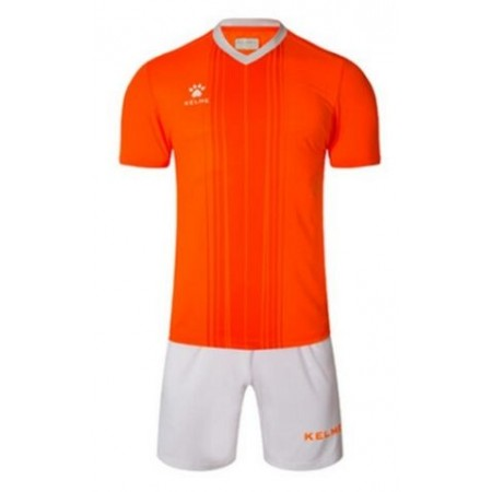 Комплект футбольньої форми  оранжево-білий к/р  3991536.9910 Kelme