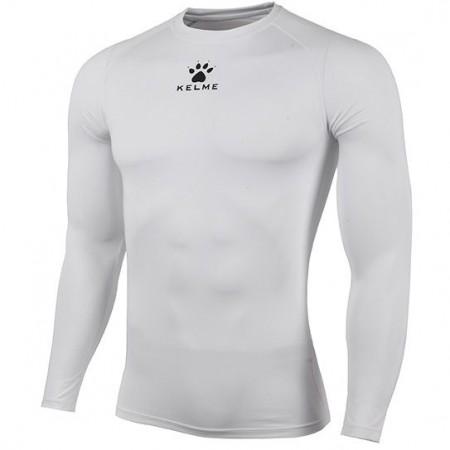 Термобілизна біла  д/р  TEAM (футболка) K15Z705.9100 Kelme
