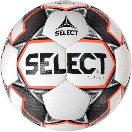 Футбольный мяч Select Super FIFA(011) размер 5 белый