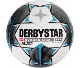 Футбольный мяч DERBYSTAR FB BL BRILLANT REPLICA IMS, Размер 5 белый