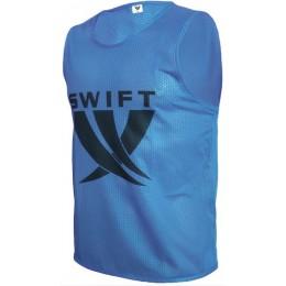 Манишка Swift синяя