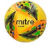 Футбольный мяч Mitre Delta L14P FB EFL FIFA, Размер 5 Желтый