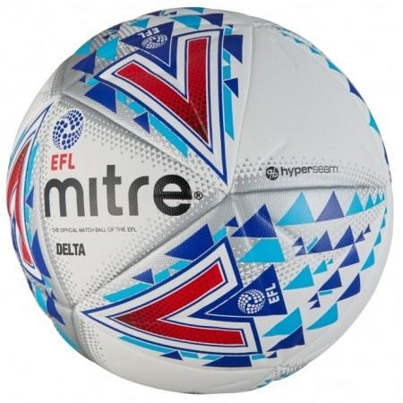 Футбольный мяч Mitre Delta L14P FB EFL FIFA, Размер 5