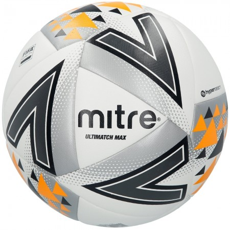 Футбольный мяч Mitre ULTIMATCH MAX L20P FB FIFA , Размер 5