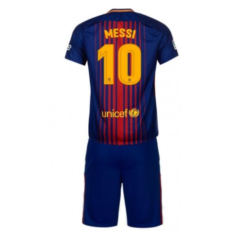 Детская футбольная форма ФК Барселона Messi FC Barcelona
