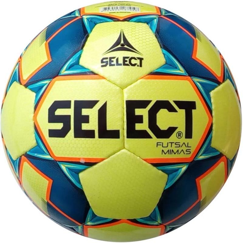 Футзальный мяч Select Futsal Mimas IMS (102) желто-синий