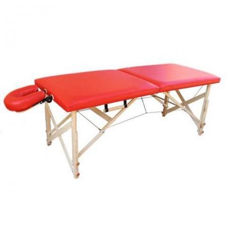 Массажный стол деревянный Вариант A68