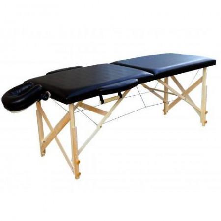 Массажный стол деревянный Вариант А