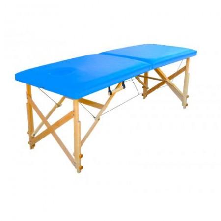 Массажный стол деревянный Вариант В