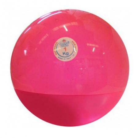 Динамический медицинский мяч Дина 1кг Trial