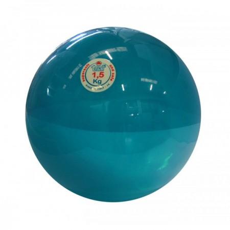 Динамический медицинский мяч Дина 1,5кг Trial