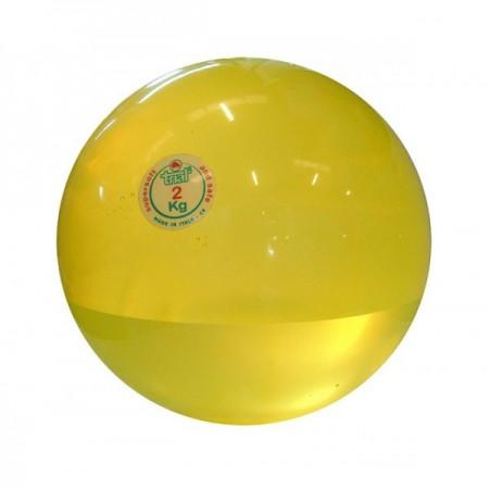 Динамический медицинский мяч Дина 2кг Trial