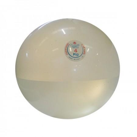Динамический медицинский мяч Дина 4кг Trial