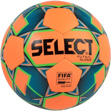 Футзальный мяч Select Futsal Super Fifa Approved(206) оранжевый