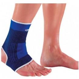 Фиксатор для голеностопа(бандаж на голеностопный сустав) синий Joerex