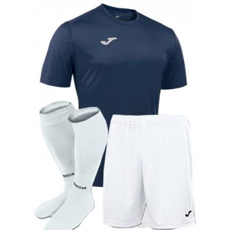 Комплект футбольной формы Joma Campus (футболка+шорты+гетры) 100417.331