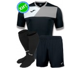Комплект футбольной формы Joma CREW II 100611.111(футболка+шорты+гетры)