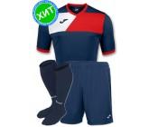 Детская футбольная форма Joma CREW II 100611.306(футболка+шорты+гетры)