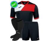 Детская футбольная форма Joma CREW II 100611.106(футболка+шорты+гетры)