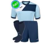 Детская футбольная форма Joma CREW II 100611.351(футболка+шорты+гетры)