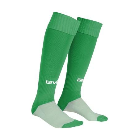 Гетры Givova Calza Calcio зеленые C001.0013