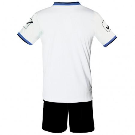 Футбольная форма Givova Kit Trasversal черно-белая KITC20.0210