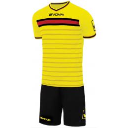 Футбольная форма Givova Kit Skill KITC54.0710