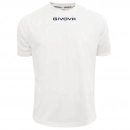Футболка Shirt Givova One белая MAC01.0003