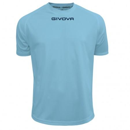 Футболка Shirt Givova One светло-голубая MAC01.0005