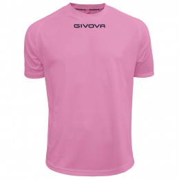 Футболка Shirt Givova One розовая MAC01.0011