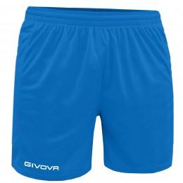 Шорты Pantaloncino Givova One голубые P016.0002