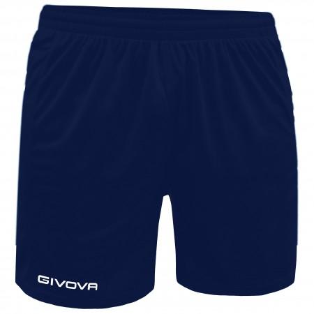 Шорты Pantaloncino Givova One синие P016.0004