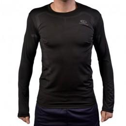 Tермо-футболка Europaw черная 00359