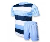 Футбольная форма Europaw club голубо-синяя fb-euro-00087