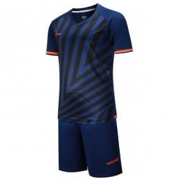 Футбольная форма Europaw 016 темно-синяя fb-euro-01757