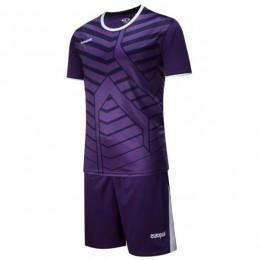 Футбольная форма Europaw 015 фиолетовая fb-euro-01803