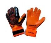 Перчатки вратарские Reusch M1 replica оранжевые gk-euro-00543