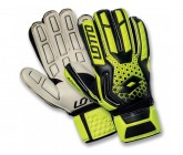 Вратарские перчатки Lotto GLOVE GK SPIDER 200 (S4043) YELLOW SAF/BLACK