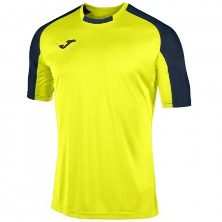 Футболка JOMA ESSENTIAL 101105.063 салатовая