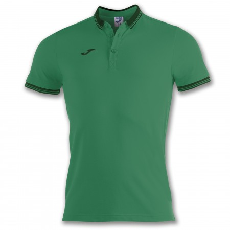 Поло Joma BALI II 100748.450 зеленое