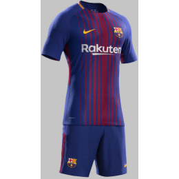 Футбольная форма Nike FC Barcelona home Kit(ФК Барселона)