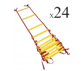 Лестница для тренировок с 24-ю ступеньками EUROPAW FB-model:824