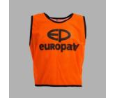 Манишка Europaw logo 3\4 оранжевая FB-00621