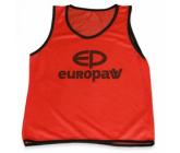Манишка Europaw logo детская оранжевая FB-00618