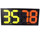 Футбольное табло замены EUROPAW FB-model:880