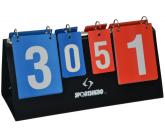 Футбольное табло счета EUROPAW FB-model:883