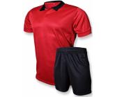 "Футбольная форма EUROPAW ""CLUB"" FB-model:006 красно-черная"
