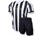 "Футбольная форма EUROPAW ""CLUB"" FB-model:006 черно-белая"